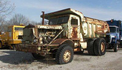 خسارت ۱۲ هزار میلیارد تومانی کامیونهای فرسوده