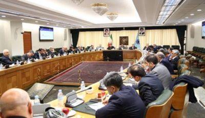 جلسه رئیس کل بانک مرکزی با مدیران عامل بانکها