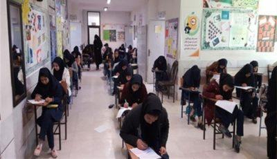 اعلام زمان برگزاری امتحانات نهایی دانشآموزان