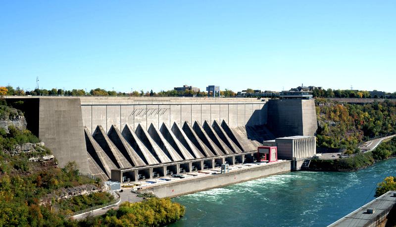 نیروگاه آبی نیاگارا