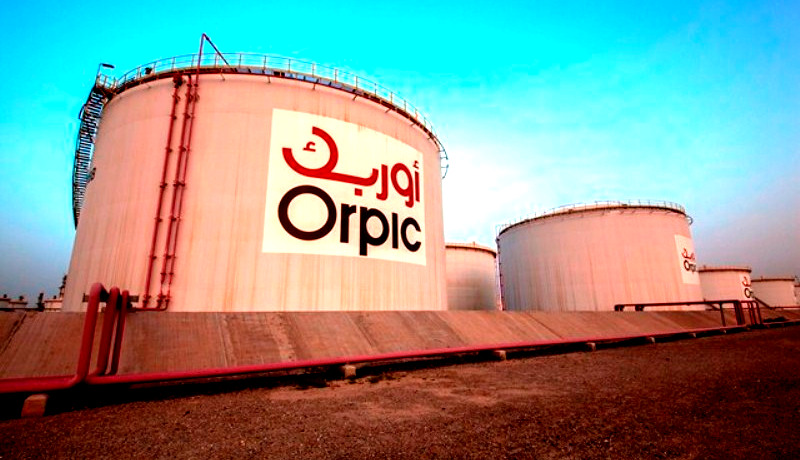 Orpic group