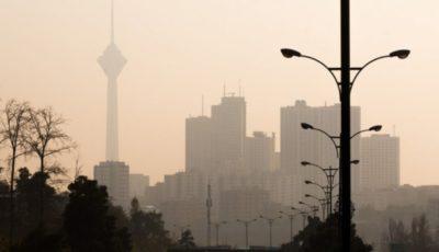مقصران اصلی آلودگی تهران کیستند؟ (اینفوگرافیک)