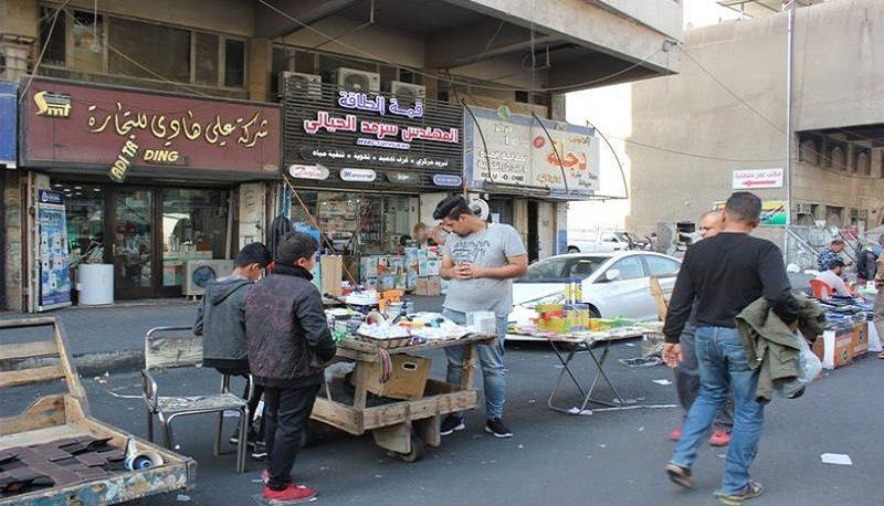 تبعات اقتصادی ناآرامیهای عراق / در مراکز تجاری عراق چه میگذرد؟