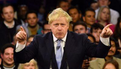 اقتصاد بریتانیا پس از پیروزی بوریس جانسون