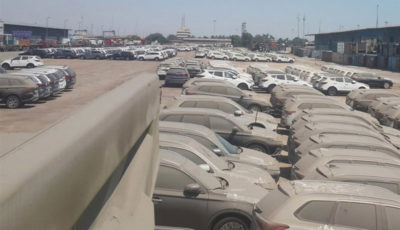 جزئیات خودروهای دپو شده در گمرک