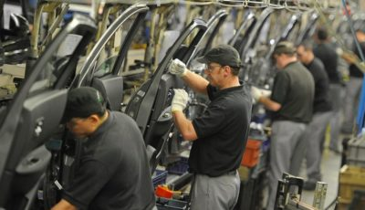 سهم بخش تولید در اقتصاد کشورها چقدر است؟