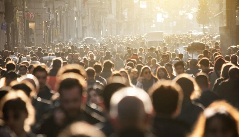 تغییر جمعیت کشورها تا 100 سال آینده