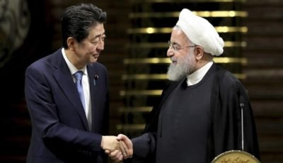 روایت المانیتور از میانجیگری احتمالی ژاپن در مذاکرات ایران / چرا روحانی به ژاپن سفر میکند؟