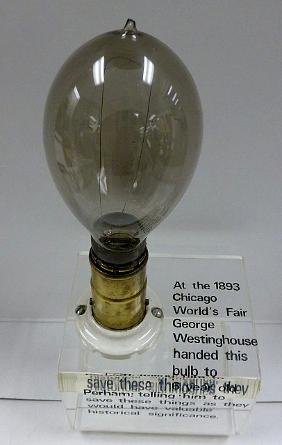 لامپ استاپر وستینگهاوس