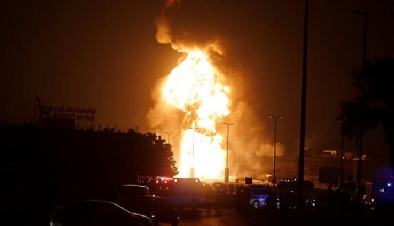 تروریستها خطوط انتقال نفت سوریه را منفجر کردند