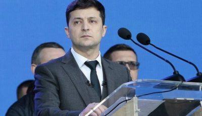 درخواست رئیس جمهور اوکراین از ایران پس از اعلام علت سقوط هواپیمای بویینگ