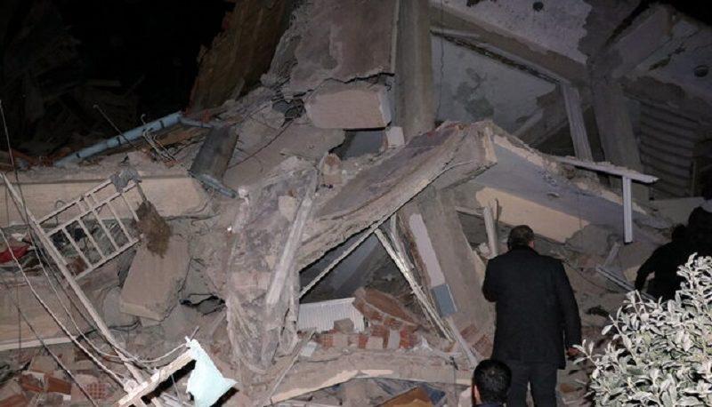 آخرین خبرها از زلزله شرق ترکیه