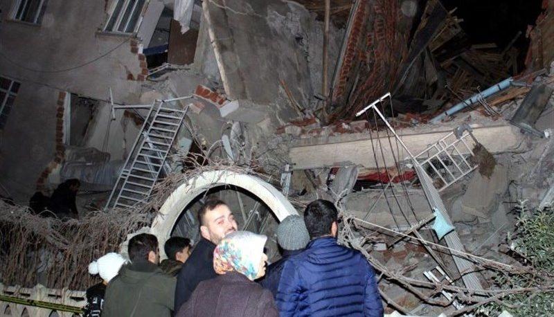 ترکیه در وحشت زلزله استانبول