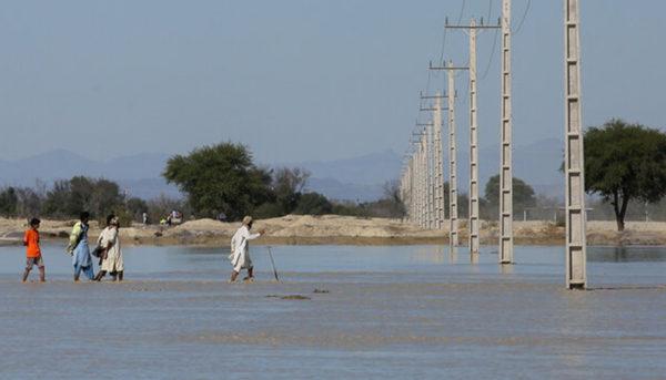 آخرین وضعیت سیلاب در سیستان و بلوچستان