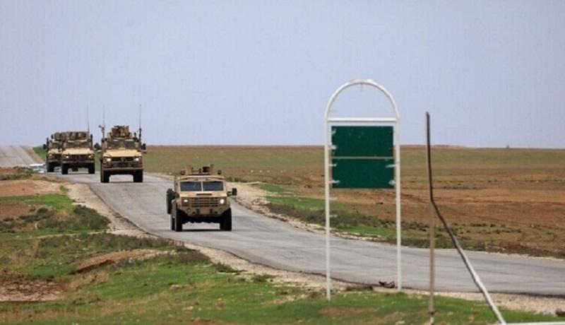 خروج نیروهای آمریکایی از دیرالزور سوریه