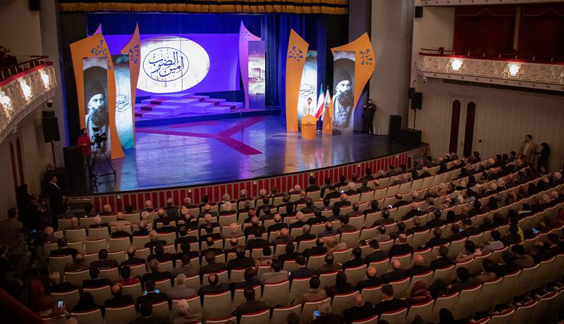 گزارش تصویری چهارمین جشنواره امینالضرب