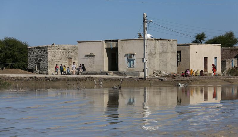 سیل در منطقه «دشتیاری» سیستان و بلوچستان (گزارش تصویری)