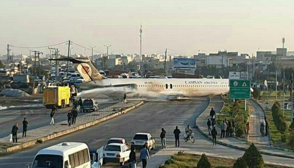 آخرین خبرها از سانحه هواپیمای کاسپین
