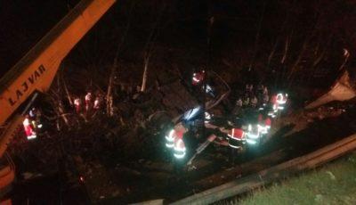 آخرین اخبار از حادثه مرگبار اتوبوس در فیروزکوه / علت اصلی این اتفاق چه بود؟