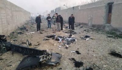 بروز خطای انسانی و به صورت غیر عمد، هواپیمای اوکراینی مورد اصابت قرار گرفت