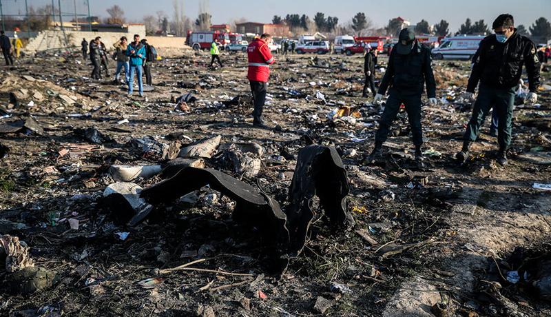آخرین اخبار از هواپیمای اوکراینی / واکنشها ادامه دارد / چه وعدههایی داده شده است؟