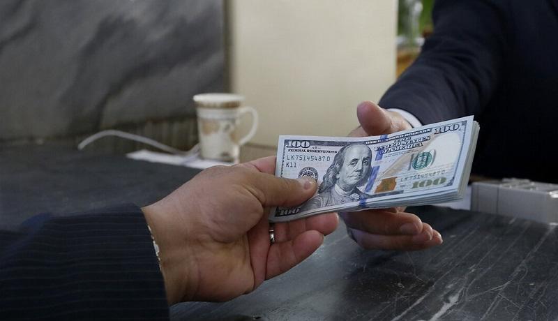 دلار نیمایی ارزان شد