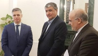 آخرین اخبار از سفر وزیر راه به اوکراین