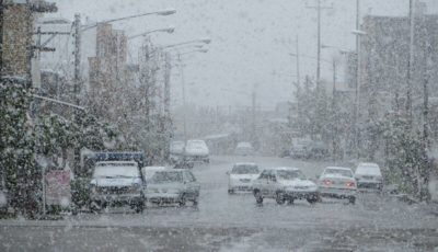 هوای پایتخت به منفی ۴ درجه میرسد/ ورود سامانه هوای سرد به کشور