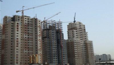 افت ۲۶.۸ درصدی صدور پروانه ساخت مسکن در تهران