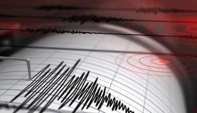 زلزله ۵٫۸ ریشتری در سنگان / ثبت ۷ پسلرزه تاکنون