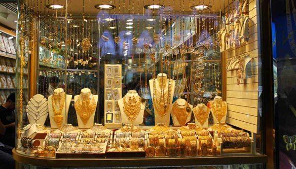 طلای ۱۸ عیار در آستانه ۵۰۰ هزار تومانی شدن / قیمت طلا و دلار امروز ۹۸/۱۱/۳