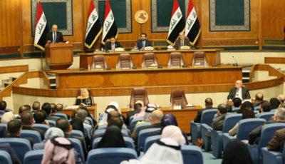 پارلمان عراق پایان حضور نیروهای آمریکایی را تصویب کرد