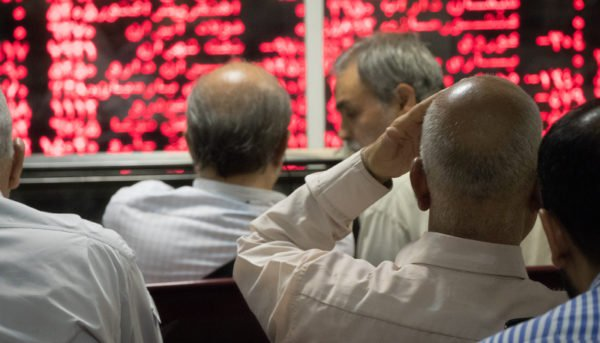 بورس ناگهان ریخت / افت ۲ هزار واحدی شاخص بازار سهام