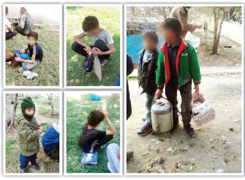 قمار با گلادیاتورهای کوچک / نبرد تنبهتن کودکان برای پول و مواد