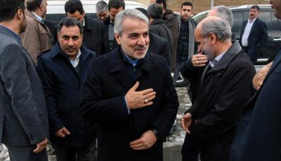 بازدید امروز مسئولان از اتوبان تهران-شمال (گزارش تصویری)