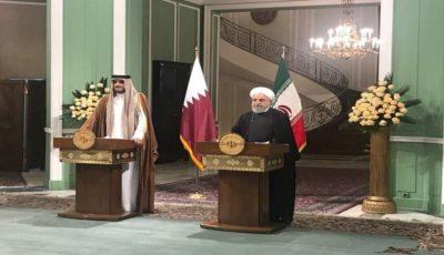 روابط سیاسی و اقتصادی ایران و قطر بیشتر میشود