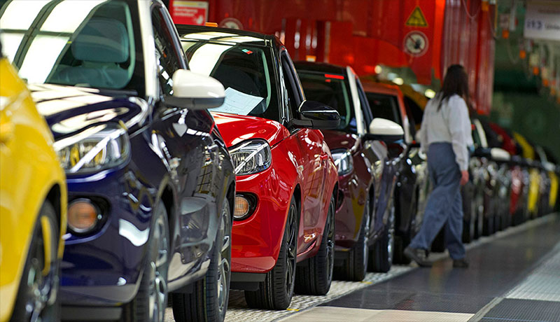 چشمانداز تاریک بازار خودروی اروپا در سال ۲۰۲۰