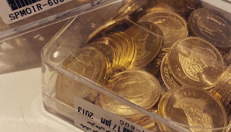 چرا سکه ارزان شد؟