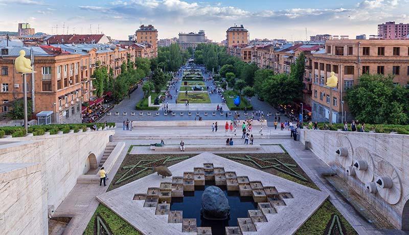 جاذبههای دیدنی ارمنستان و نکات سفر عید 1399