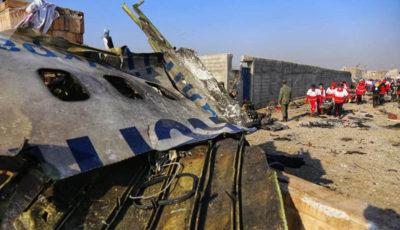 تمام جانباختگان هواپیمای اوکراینی شناسایی شدند