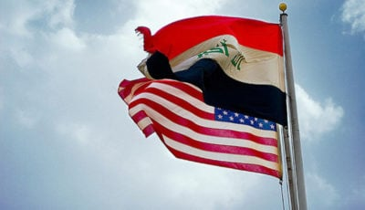 دولت آمریکا رسما احتمال تحریم را به عراق ابلاغ کرد