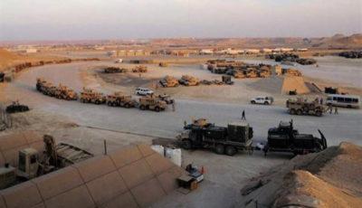 پایگاه آمریکایی عینالاسد درهم کوبیده شد / شلیک دهها موشک ایرانی