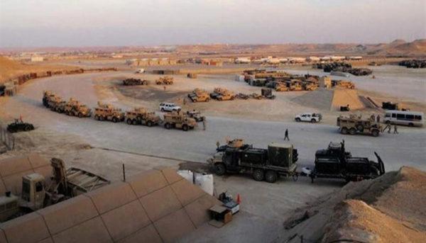 خبر انفجار سنگین در پایگاه ناجم عراق تکذیب شد
