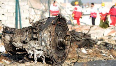 واکنش سازمان هواپیمایی به انتشار فایل صوتی سقوط هواپیمای اوکراینی