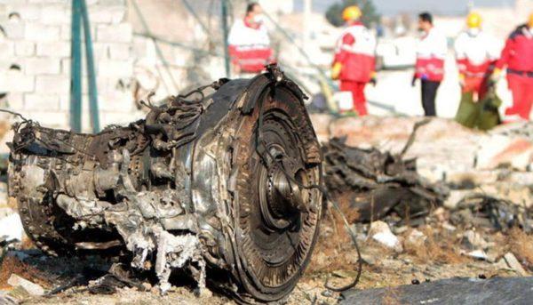 محل بازخوانی جعبه سیاه هواپیمای اوکراینی مشخص شد
