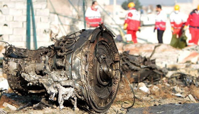 سقوط هواپیمای اوکراین، عمدی بود یا غیرعمدی؟