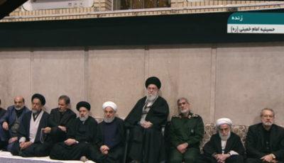 مراسم بزرگداشت شهید سردار سلیمانی و همرزمانش برگزار شد