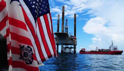 رکورد جدید تولید نفت آمریکا