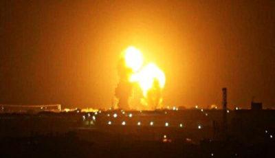 انفجار سنگین در پایگاه ناجم عراق / کشته شدن چند سرباز آمریکایی