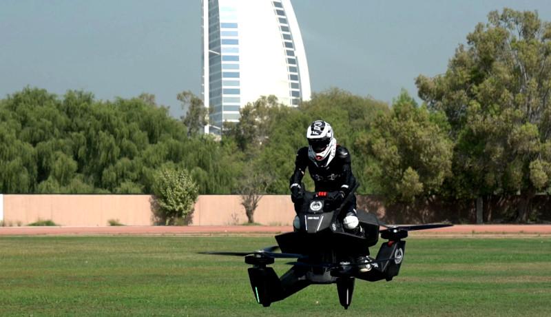 hoverbike in Dubai